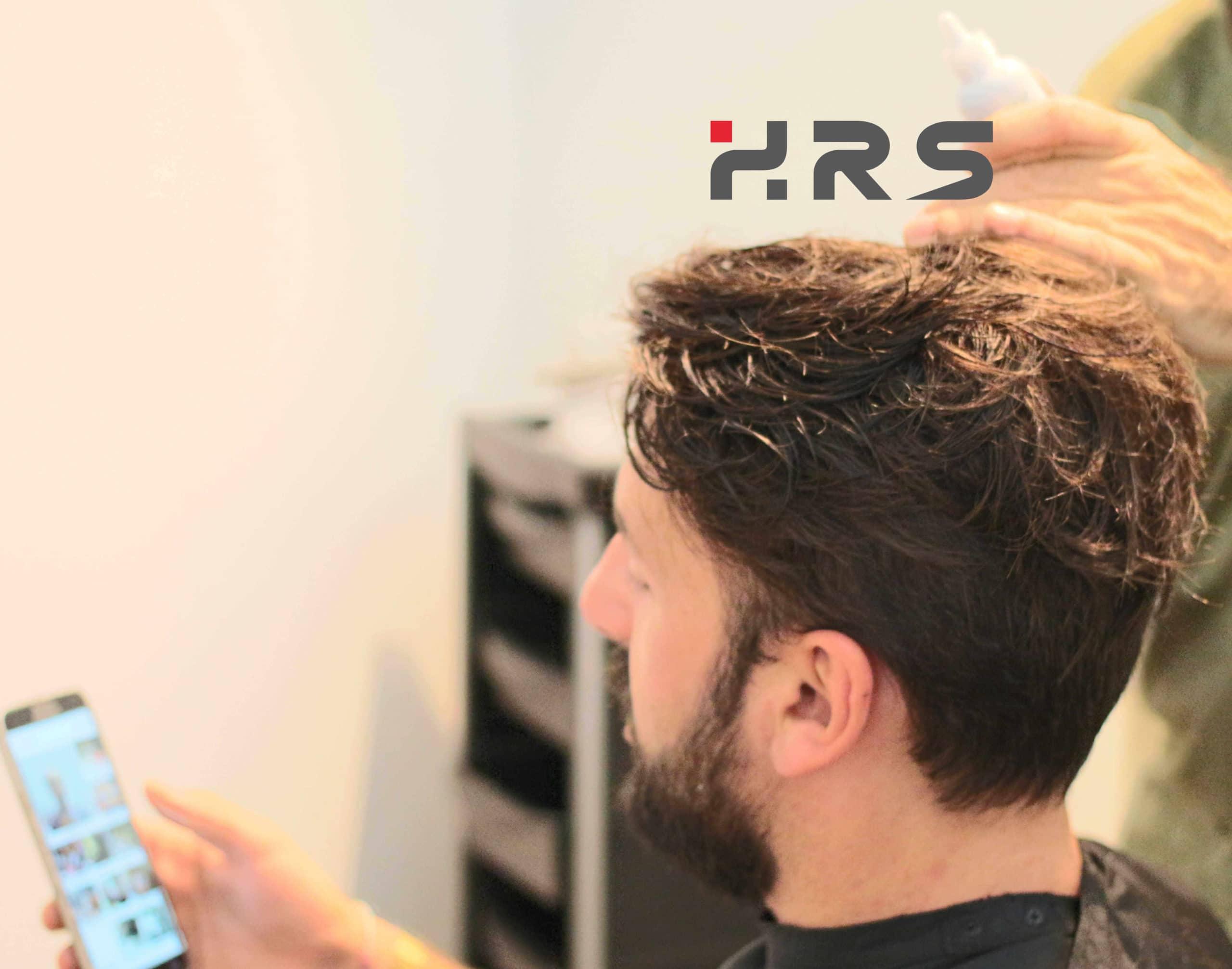taglio protesi capelli