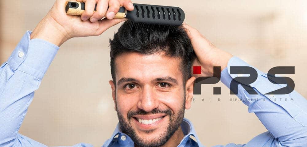 protesi capelli invisibile